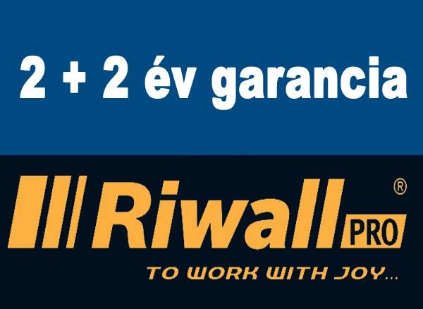 riwall garancia