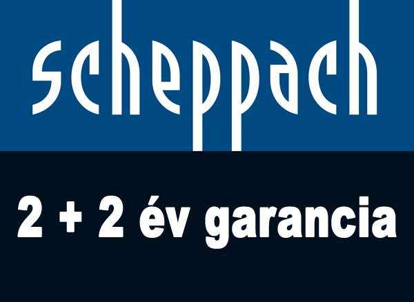 scheppach garancia