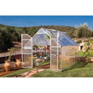 üvegház trópusi növényeknek