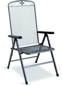 fém kerti szék